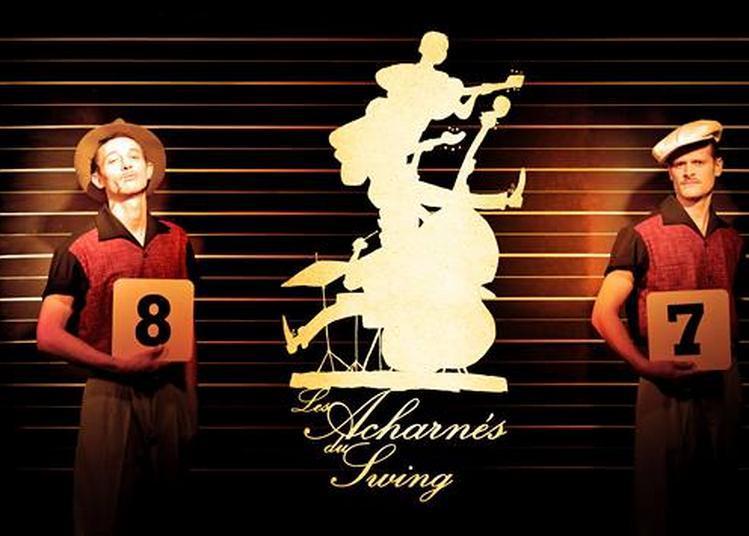 Les Acharnés du Swing - Concert Swing Manouche à Marseille