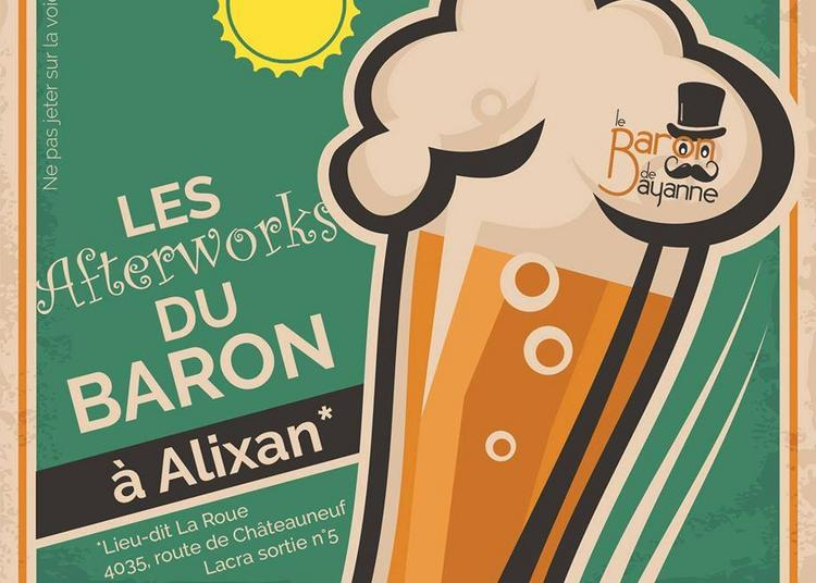 Les Afterwork du Baron #3 à Alixan