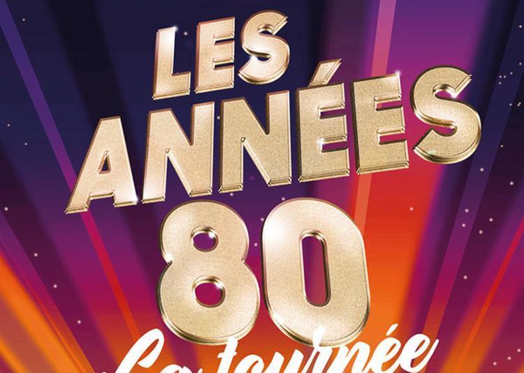 Les Annees 80, La Tournee à Carcassonne