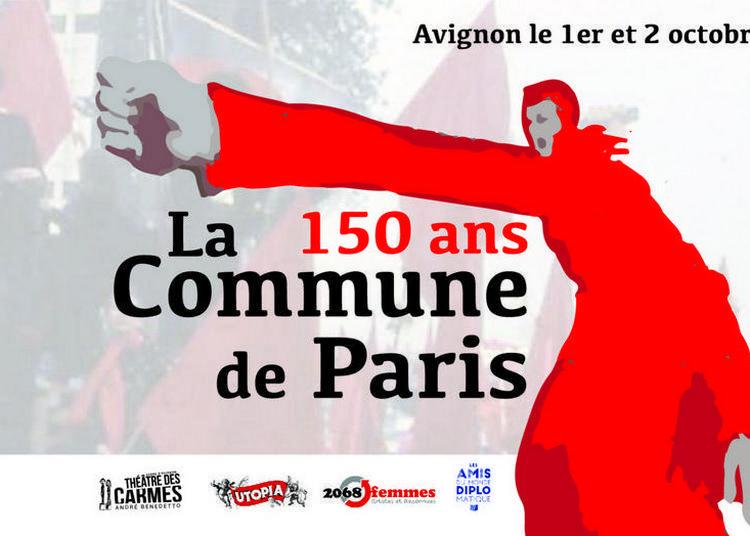 Les 150 ans de la Commune de Paris à Avignon