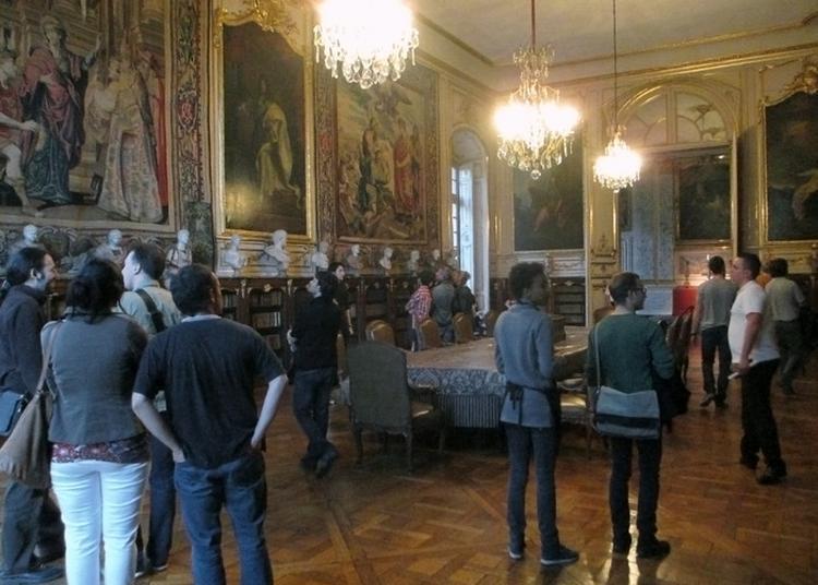 Les Appartements Du Palais Rohan à Strasbourg
