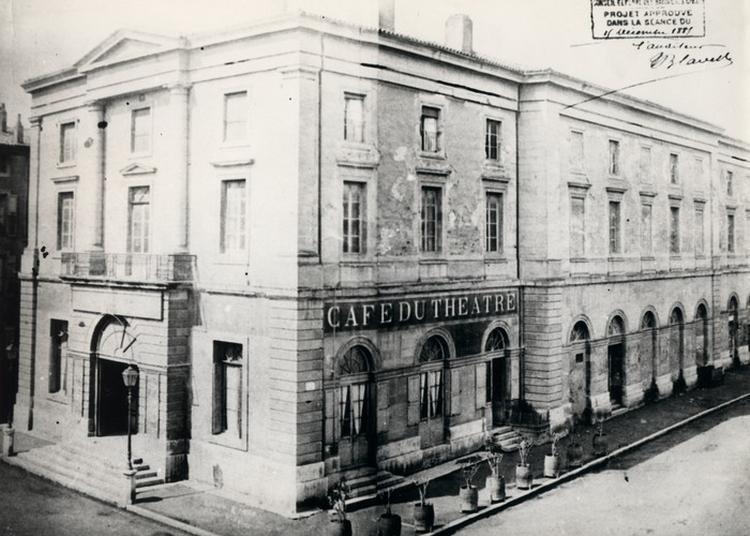 Les Archives Du Spectacle Vivant à Valence