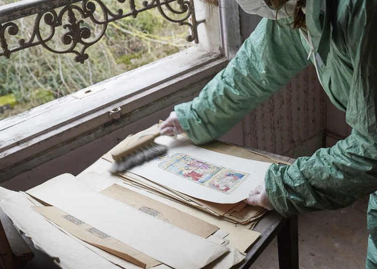 Les Archives Vivantes De L'atelier Lorin à Chartres