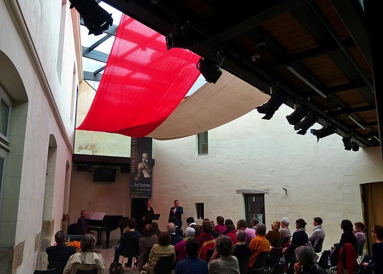 Les Art'Scènes, masterclasses publiques de chant lyrique à Nantes
