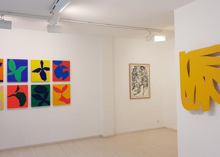 Les artistes de la galerie à Rennes