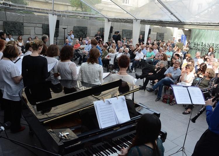 Les Artistes Du Hall De La Chanson à Paris 4ème