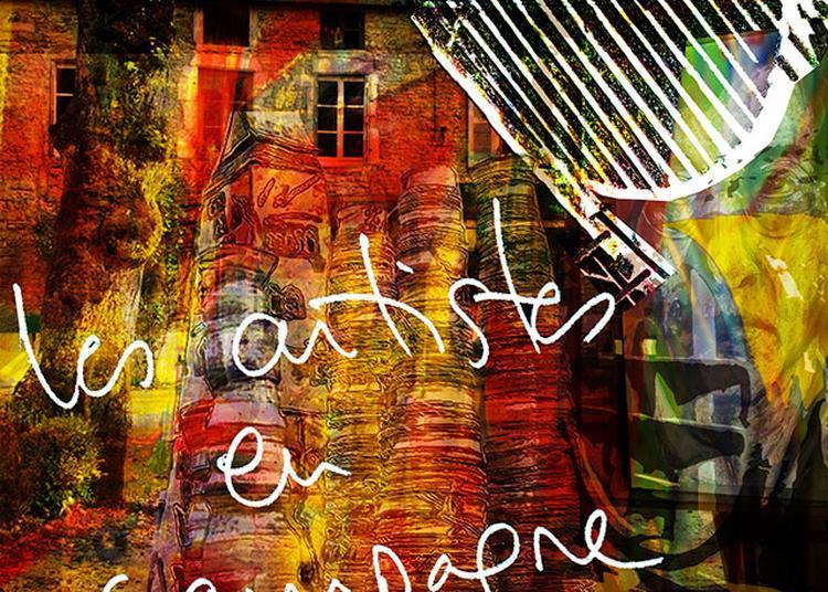 Les Artistes En Campagne à Saint Jean de Vaux