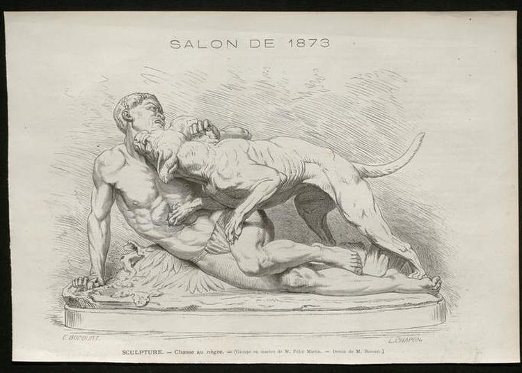 Les Arts Et Les Lettres Contre L'esclavage : L'abolitionnisme Par L'art à La Rochelle