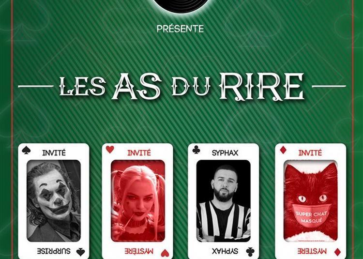 Les As Du Rire à Paris 9ème