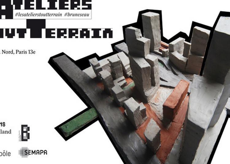 Les Ateliers Tout Terrain - Visites Guidées à Paris 13ème