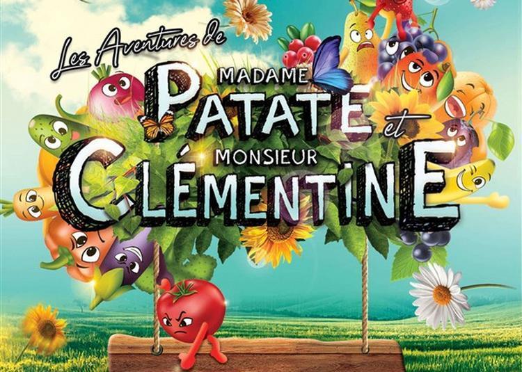 Les Aventures De Madame Patate Et De Monsieur Clémentine à Nice