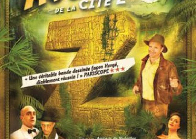 Les Aventuriers De La Cité Z à Cugnaux