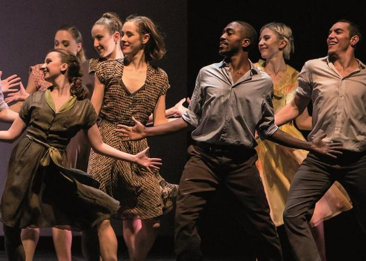 Les Ballets Jazz de Montréal à Montaigu