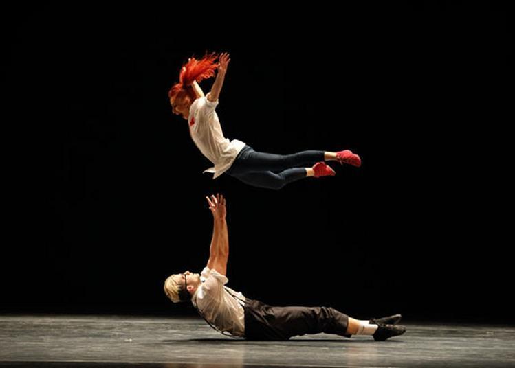 Les Ballets Jazz De Montreal à Meaux