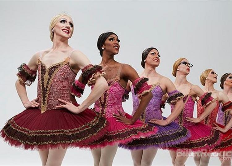 Les Ballets Trockadero De Monte Carlo à Enghien les Bains