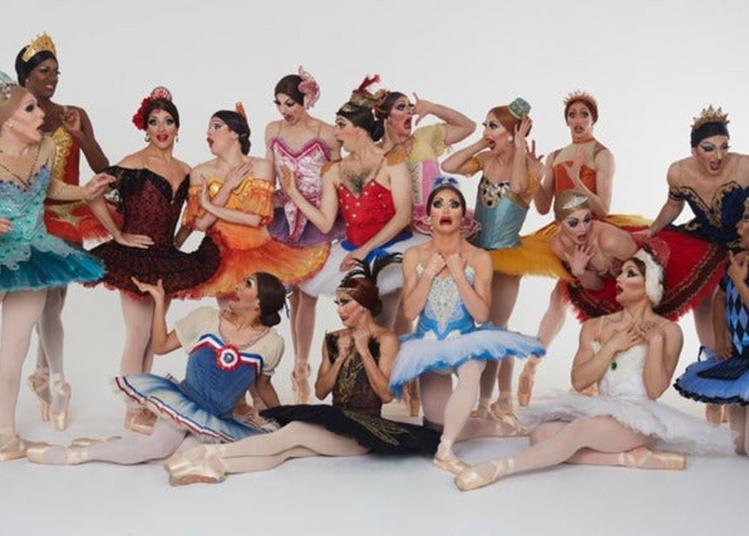 Les Ballets Trockadero De Monte Carlo à Lille