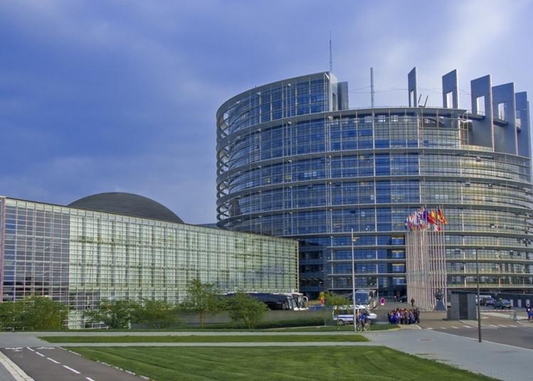 Les Bâtiments Remarquables Du Quartier Européen à Strasbourg