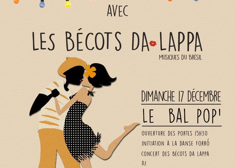Les Bécots da Lappa au Bal Pop' à Nantes