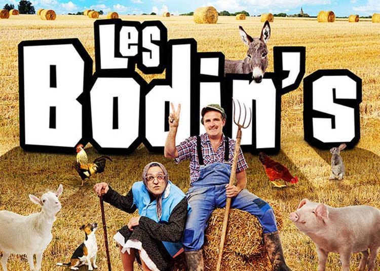 Les Bodin'S Grandeur Nature à Paris 19ème