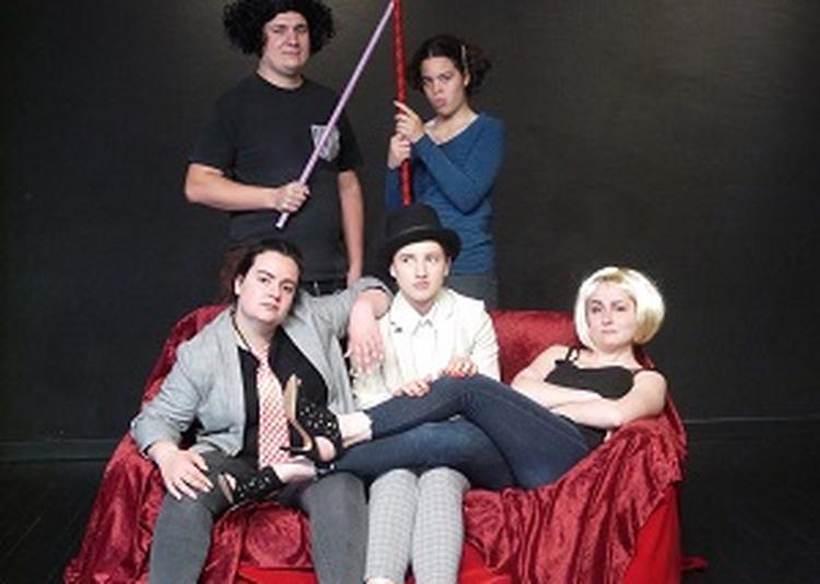 «Les Boulingrins» Par l'Atelier  théâtre Adultes  de la MJC. à Yutz
