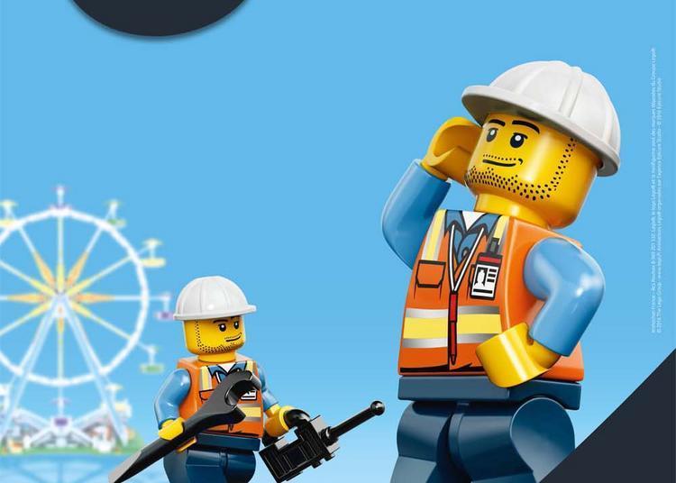 Les briques LEGO® s'invitent à Semécourt à Semecourt