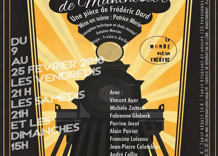 Les Brumes De Manchester à Paris 19ème