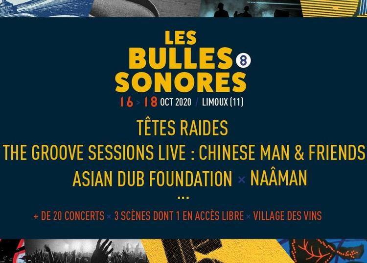 Les Bulles Sonores 2020