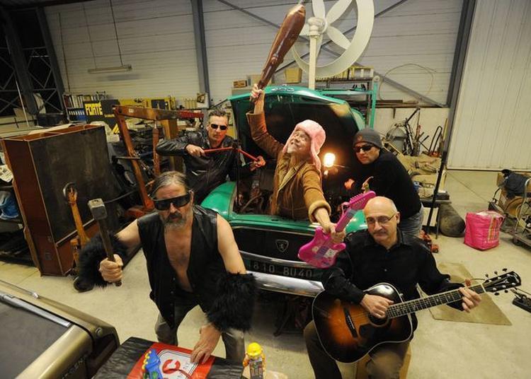 Les Cavemen // Garbure Music à Mont de Marsan