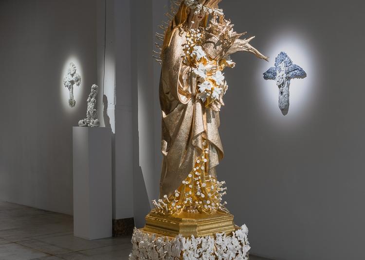 Les Chemins des Délices - Catherine Wilkening | Loo & Lou Gallery à Paris 3ème
