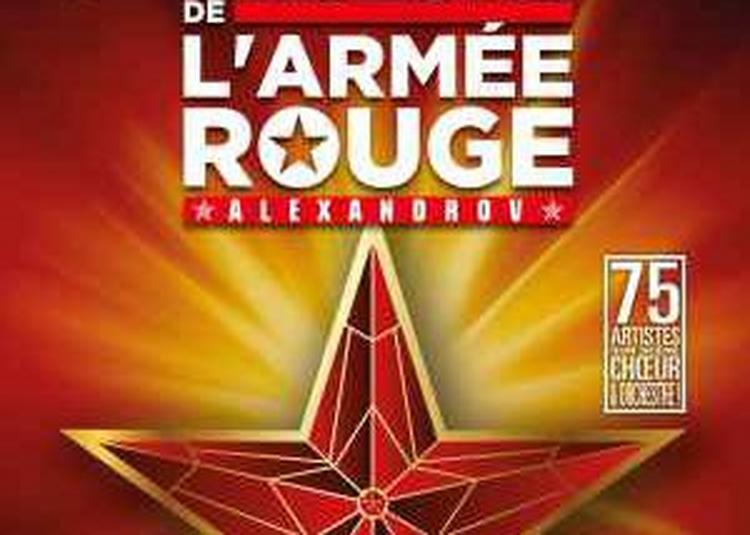 Les Choeurs De L'Armee Rouge à Orléans