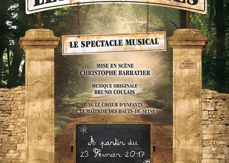Les Choristes à Clermont Ferrand