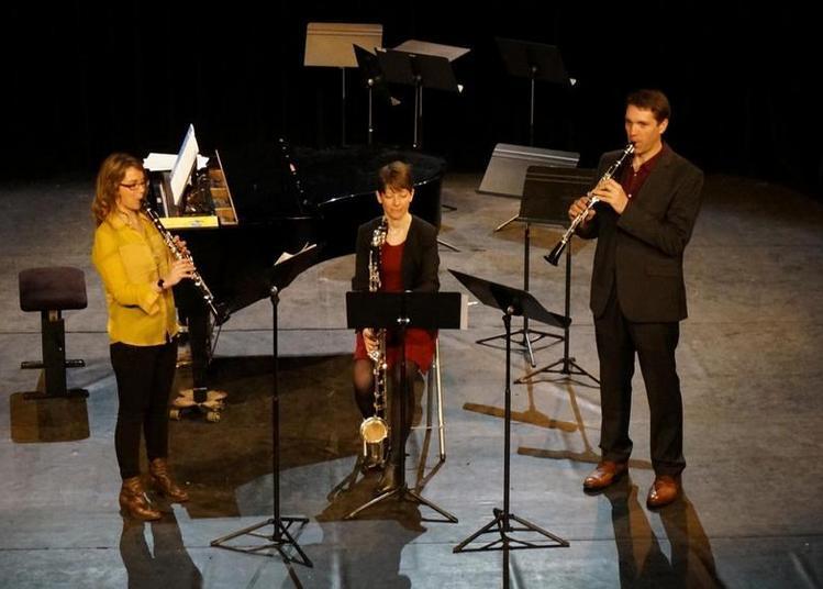 Les clarinettes et le Trio Bodega à Gueugnon