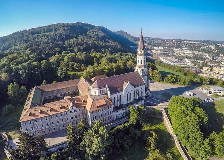 Les Cloches De La Basilique De La Visitation à Annecy
