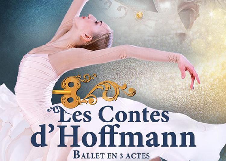 Les Contes D'Hoffmann à Aix en Provence