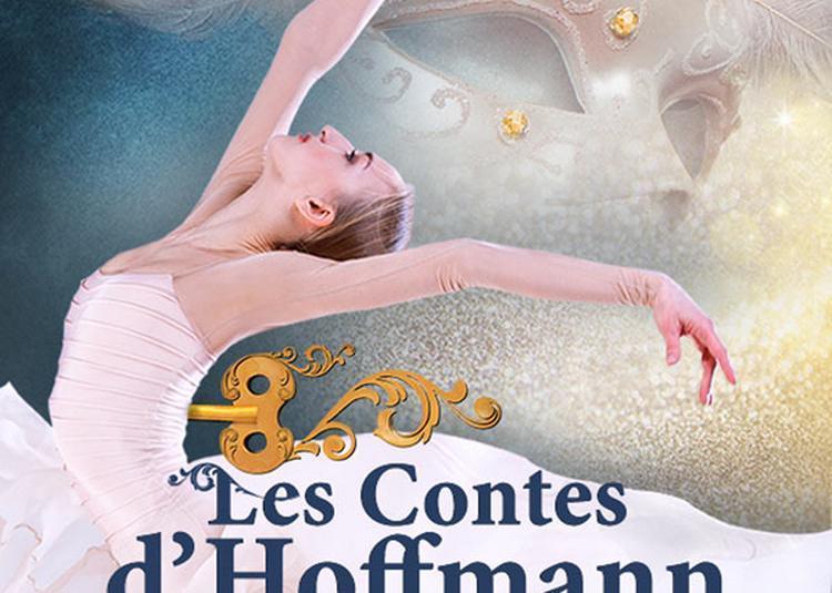 Les Contes D'Hoffmann Ballet-3 Act. à Lyon