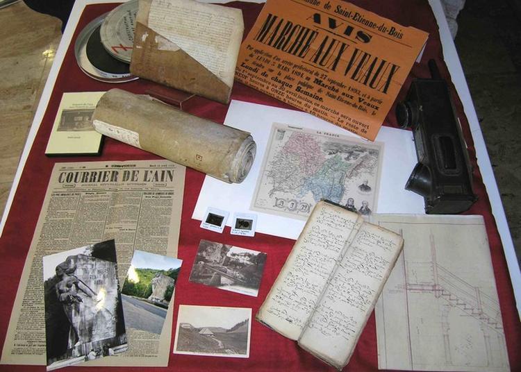 Les Coulisses Des Archives De L'ain En Visite Commentée. à Bourg en Bresse