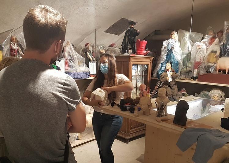 Les Coulisses Du Musée Des Automates à Vaulx en Velin