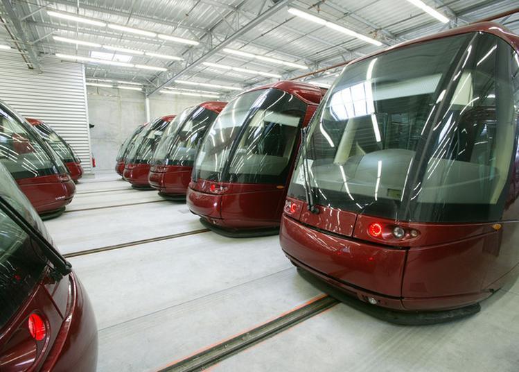 Les Coulisses Du Tram à Clermont Ferrand