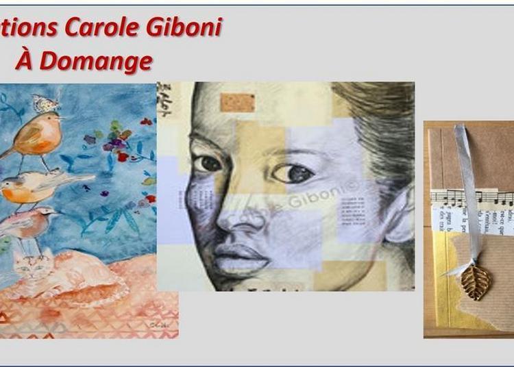 Les coups de coeur de Carole au Choeur de Domange à Ige