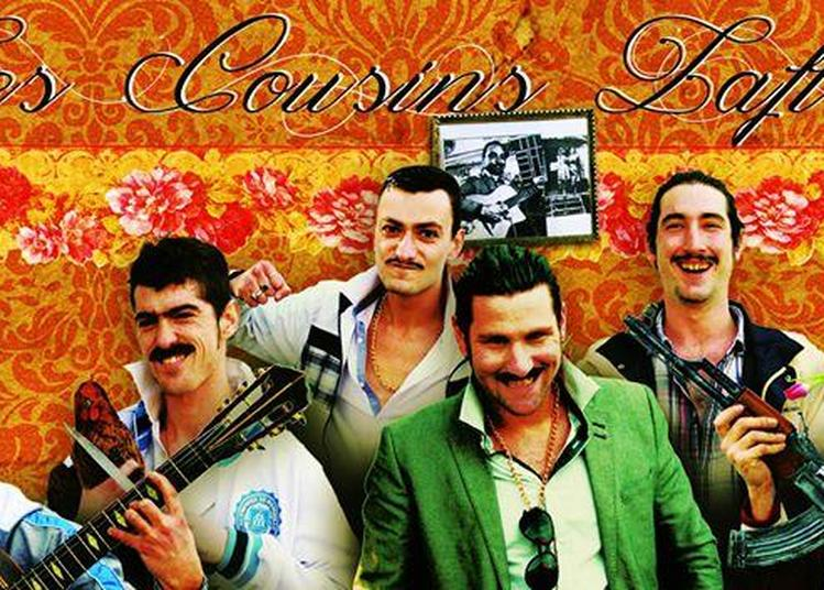Les Cousins Lafleur - Musique Tzigane à Toulouse