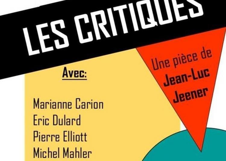 Les Critiques à Paris 9ème
