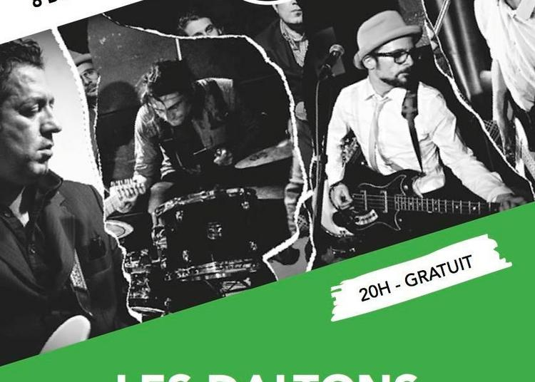 Les Daltons - Les Guillotines - The Necessary Separations / Free à Paris 12ème