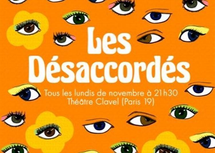 Les Désaccordés à Paris 19ème