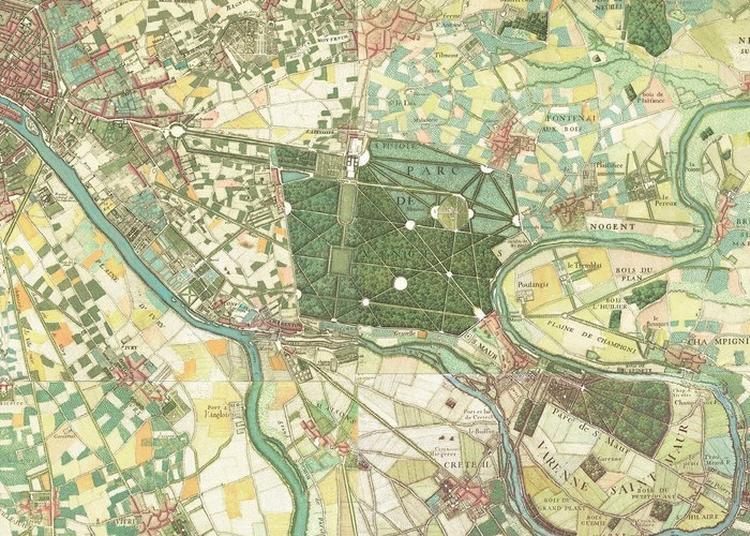 Les Dessous D'une Carte De L'est Parisien à Nogent sur Marne