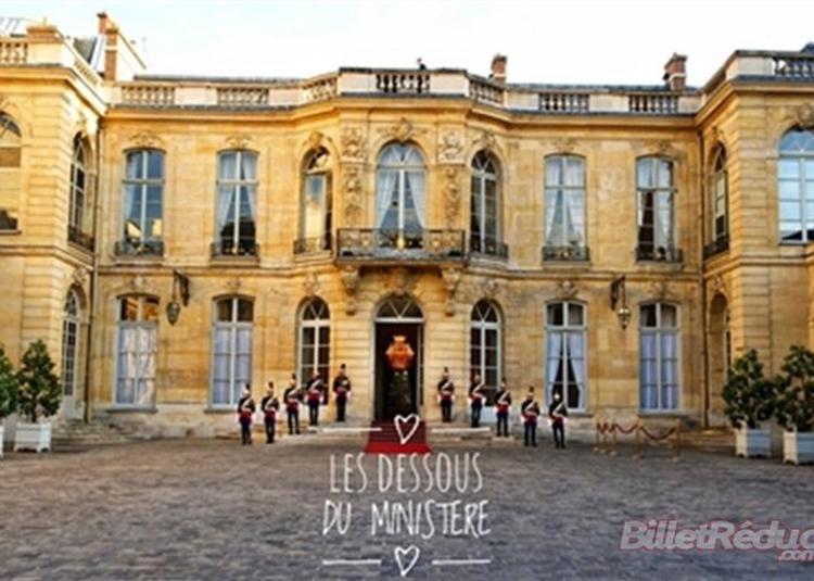 Les Dessous Du Ministère à Lyon