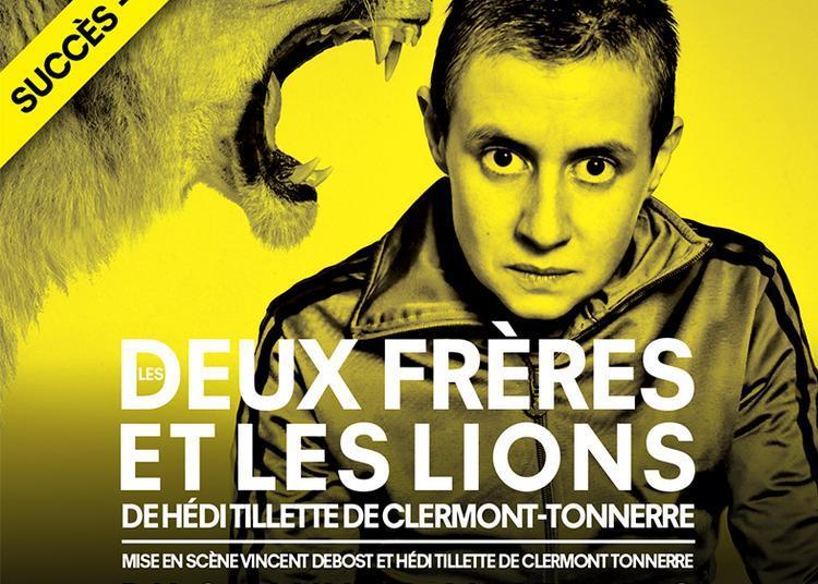Les deux frères et les lions à Paris 6ème