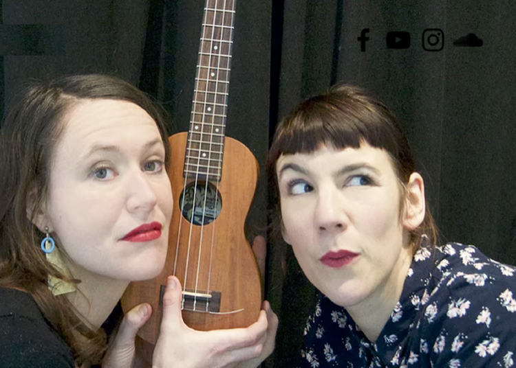 Les Deux Moiselles de B : chanson spectaculaire  avec Amandine de Doncker et Juliette Rillard à Grenoble