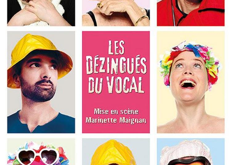Les Dezingues Du Vocal à Paris 4ème