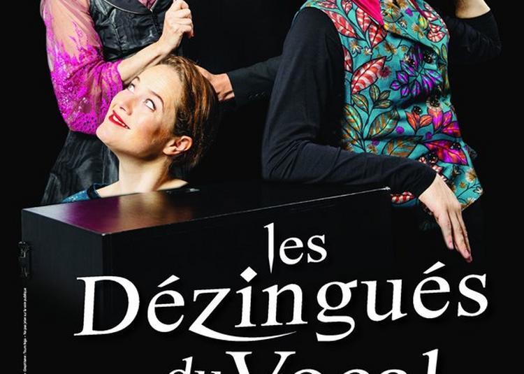 Les Dézingués Du Vocal Dans C'Est Pas De La Prosopopée ! à Avignon
