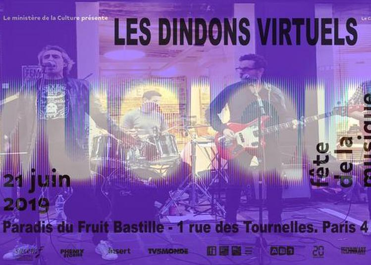 Les Dindons Virtuels Enfin De Retour ! à Paris 4ème